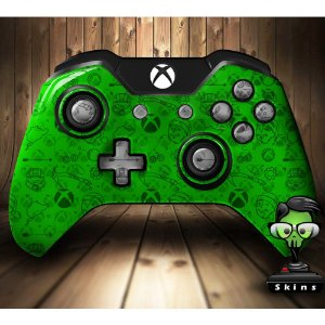 Sticker de Controle Xbox One Abstract  Texture Mod 01