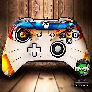 Sticker de Controle Xbox One Naruto Mod 01