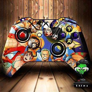 Sticker de Controle Xbox One One Piece Mod 01