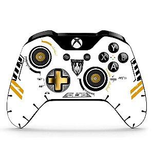 Sticker de Controle Xbox One Call Of Duty White Edition