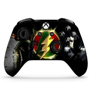 Sticker de Controle Xbox One The Flash Mod 01