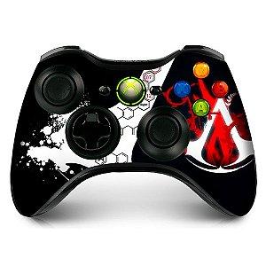 Adesivo de Controle XBOX 360 Assassins Creed Mod 02