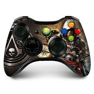 Adesivo de Controle XBOX 360 Assassins Creed Mod 03