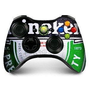 Adesivo de Controle XBOX 360 Heineken Mod 01