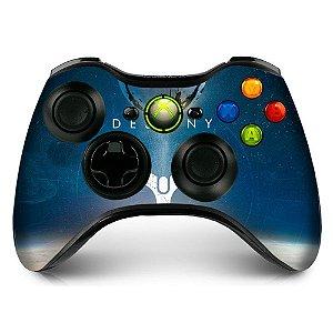 Adesivo de Controle XBOX 360 Destiny Mod 01