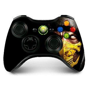 Adesivo de Controle XBOX 360 Mortal Kombat Mod 03