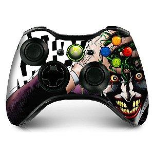 Adesivo de Controle XBOX 360 Joker Mod 02
