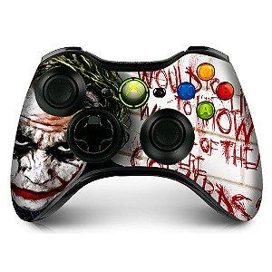 Adesivo de Controle XBOX 360 Joker Mod 03