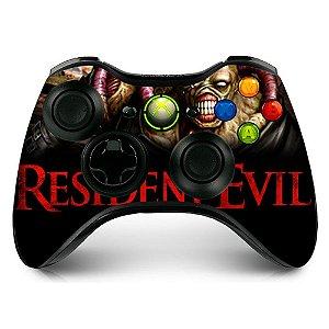 Adesivo de Controle XBOX 360 Resident Evil Mod 05