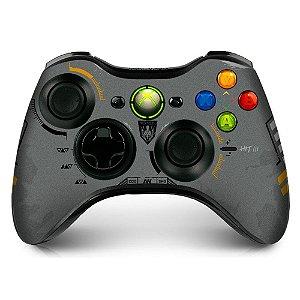 Adesivo de Controle XBOX 360 Cod Limited Gray Edition