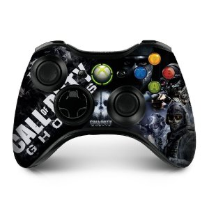 Adesivo de Controle XBOX 360 Call Of Duty Mod 02