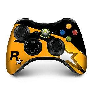Adesivo de Controle XBOX 360 Rockstar
