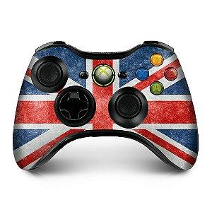 Adesivo de Controle XBOX 360 London Flag