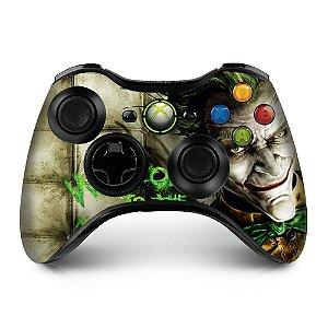 Adesivo de Controle XBOX 360 Joker Mod 05