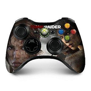 Adesivo de Controle XBOX 360 Tomb Raider Mod 02