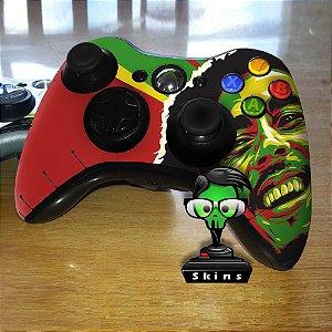 Adesivo de Controle XBOX 360 Bob Marley