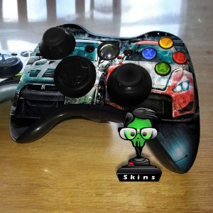 Adesivo de Controle XBOX 360 Need For Speed Mod 01