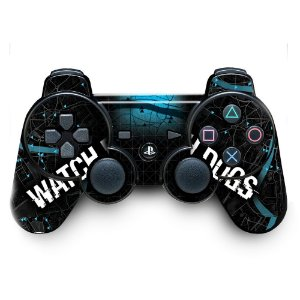 Adesivo de Controle PS3 Watch Dogs Mod 04
