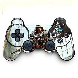 Adesivo de Controle PS3 Assassins Creed Mod 01