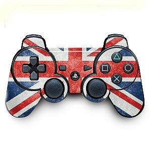 Adesivo de Controle PS3 London Flag Mod 01