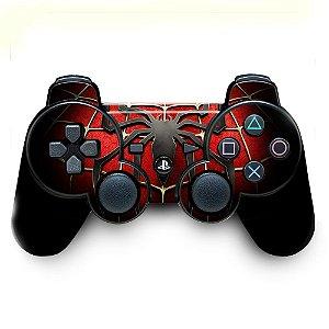 Adesivo de Controle PS3 Spiderman Mod 01
