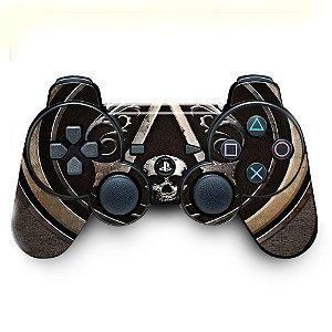 Adesivo de Controle PS3 Assassins Creed Mod 05