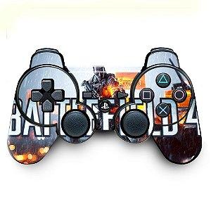 Adesivo de Controle PS3 Battlefield 4 Mod 01