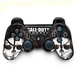 Adesivo de Controle PS3 Call Of Duty Mod 04