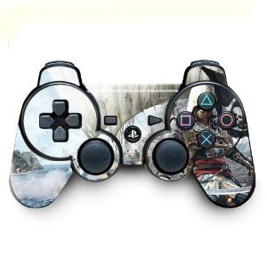 Adesivo de Controle PS3 Assassins Creed Mod 06