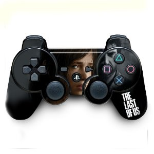 Adesivo de Controle PS3 The Last Of Us Mod 01