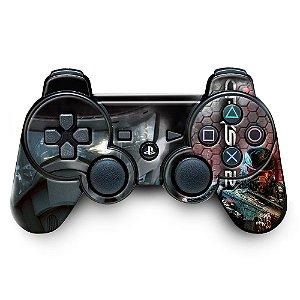 Adesivo de Controle PS3 Crysis 2 Mod 01