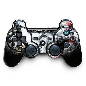 Adesivo de Controle PS3 Crysis 3 Mod 01