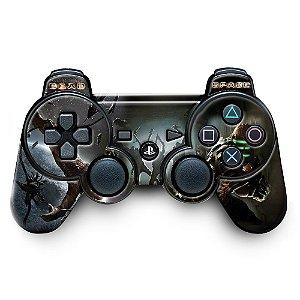 Adesivo de Controle PS3 Dead Space Mod 01