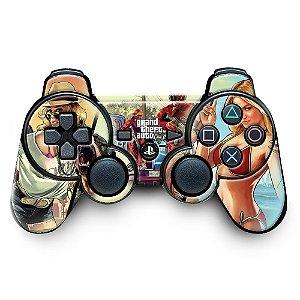 Adesivo de Controle PS3 GTA Mod 07
