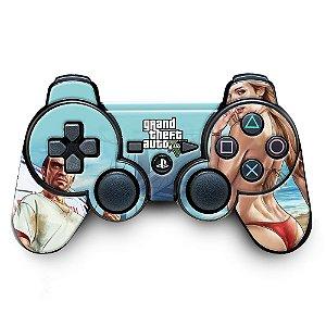 Adesivo de Controle PS3 GTA Mod 08