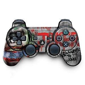 Adesivo de Controle PS3 Joker Mod 01