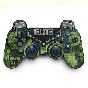 Adesivo de Controle PS3 Elite Mod 01