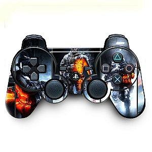 Adesivo de Controle PS3 Battlefield 4 Mod 02