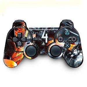 Adesivo de Controle PS3 Battlefield 4 Mod 03