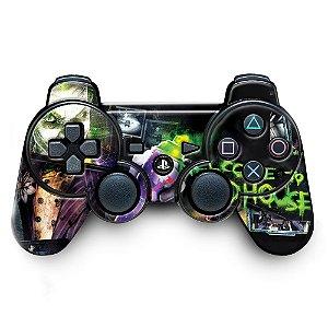 Adesivo de Controle PS3 Joker Mod 03