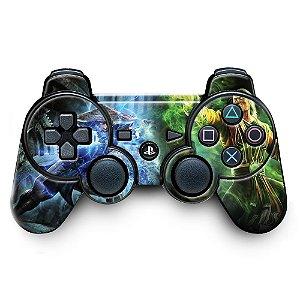 Adesivo de Controle PS3 Mortal Kombat Mod 04
