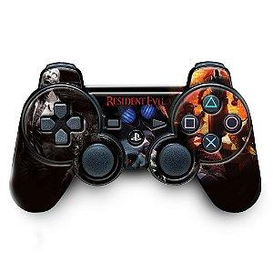 Adesivo de Controle PS3 Resident Evil Mod 01