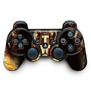 Adesivo de Controle PS3 Army Of Two Mod 01