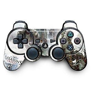 Adesivo de Controle PS3 Assassins Creed Mod 08