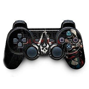 Adesivo de Controle PS3 Assassins Creed Mod 09