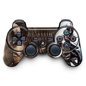 Adesivo de Controle PS3 Assassins Creed Mod 10