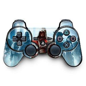 Adesivo de Controle PS3 Assassins Creed Mod 12