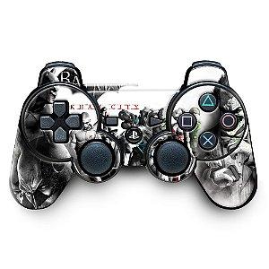Adesivo de Controle PS3 Batman Mod 04