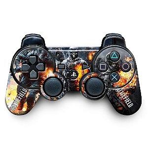 Adesivo de Controle PS3 Battlefield Mod 01