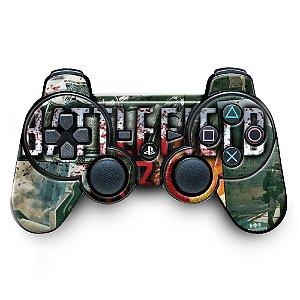 Adesivo de Controle PS3 Battlefield Mod 02